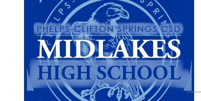 Midlakes H.S. Logo