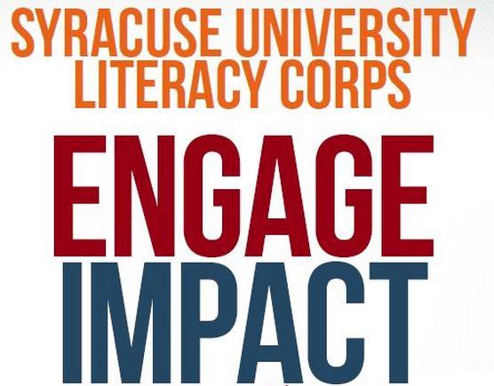 Literacy Corps logo