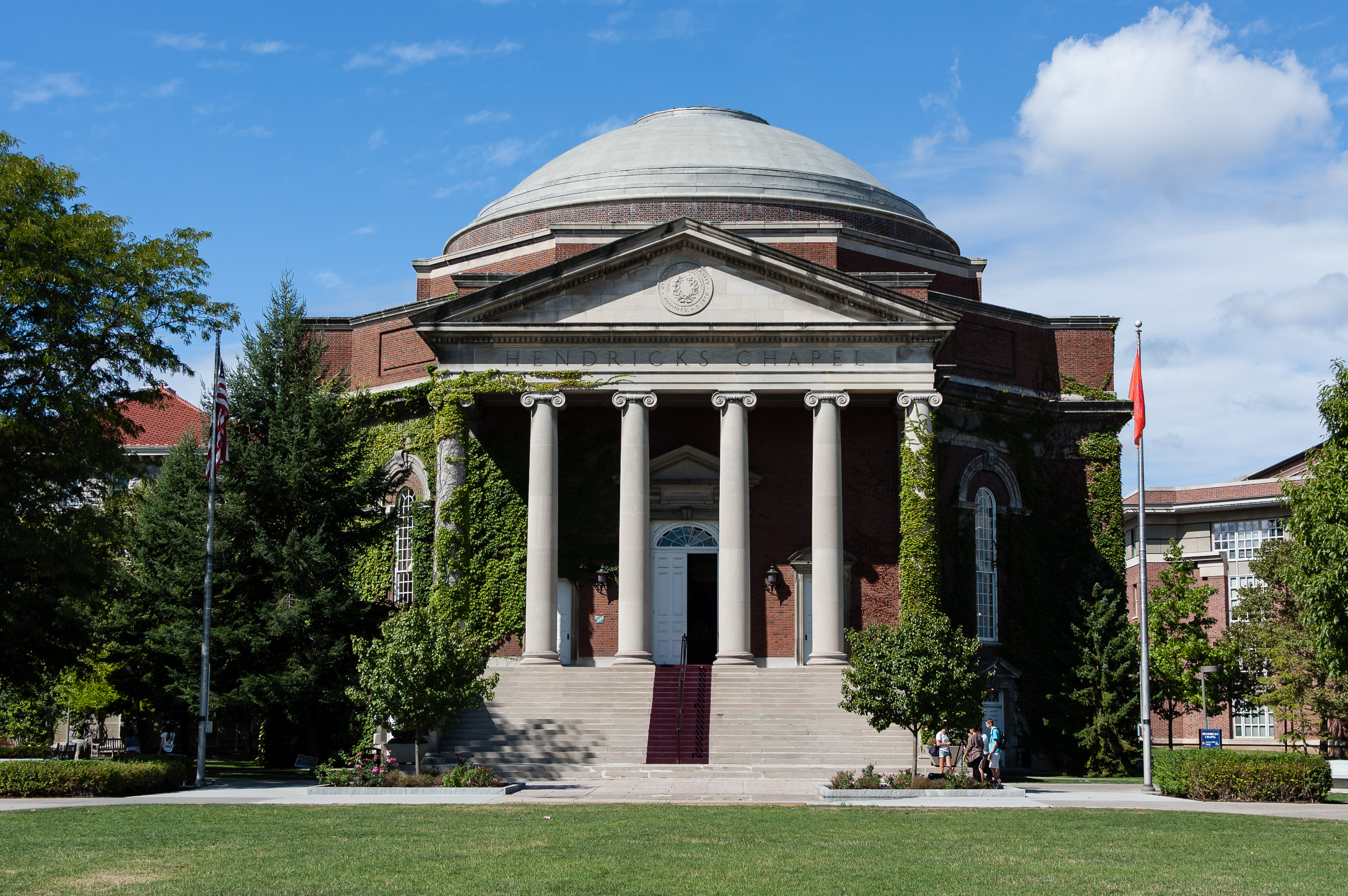 Hendricks Chapel, Syracuse University