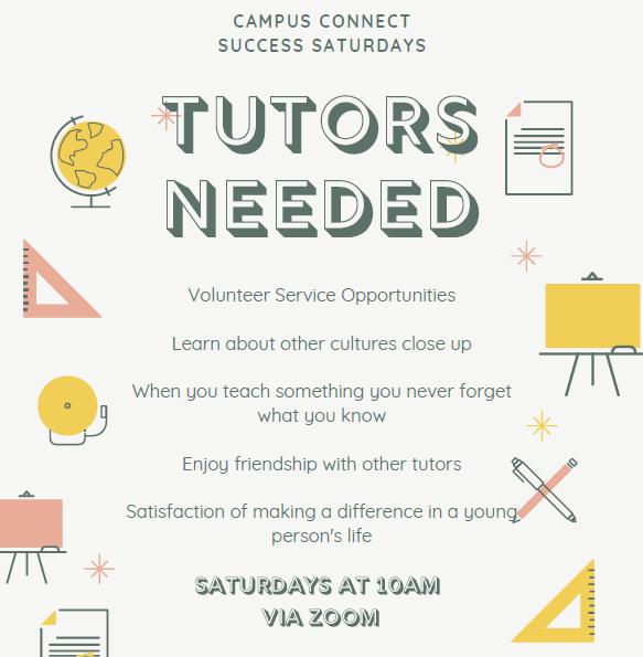 tutors needed