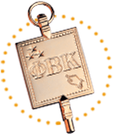 Pi Beta Kappa Logo key