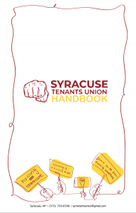 Syracuse Tenants' Union Handbook