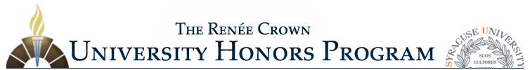 The Renée Crown University Honors Program