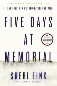 Five Days at Memorial Book Cover