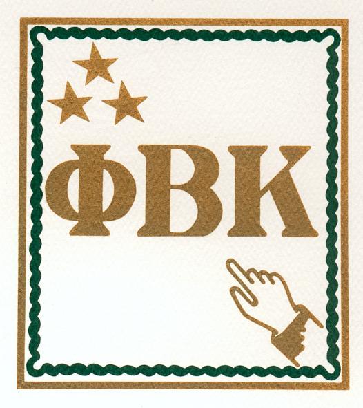 Phi Beta Kappa logo