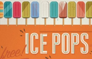 Popsicle graphic