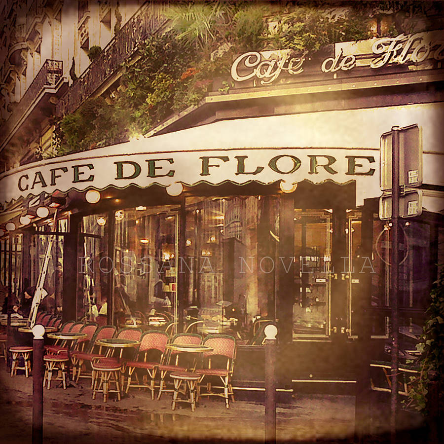 original cafe de flore paris
