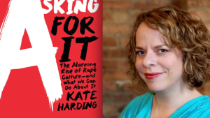 Kate Harding photo and book jacket