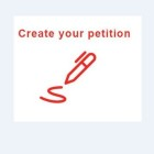 create a petition icon