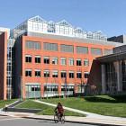 life sciences complex building photo