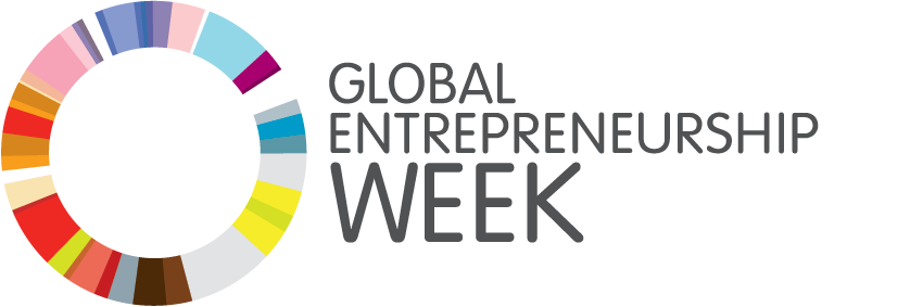 Global Entrepreneurship Week- round logo