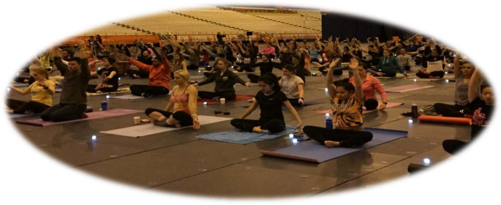 Candlelight Yoga in Dome final