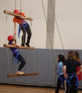 cooperative climbing