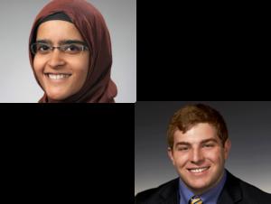 Zainab Abdali & Cameron MacPherson