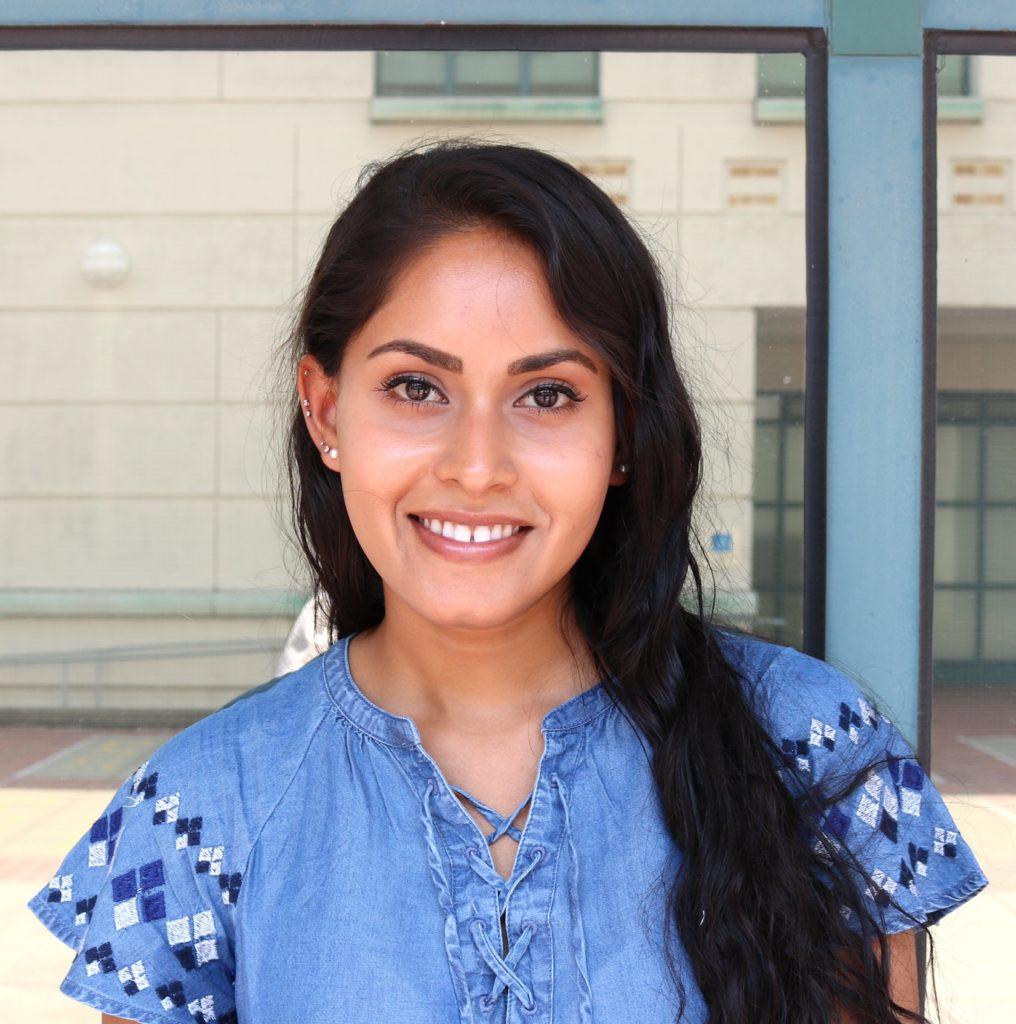 Headshot of Snigdha Chatterjee