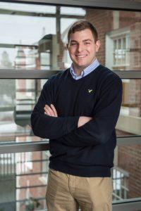 Cameron MacPherson, Mitchell Scholar