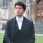 Picture of Alexander Weiss at Exeter College, Oxford