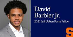 Bavid Babier Jr - 2021 Jeff Ubben Fellow